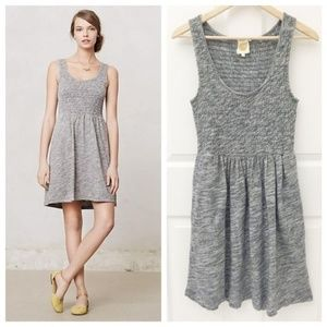 Anthropologie Lilka Midtown Space Dyed Tank Dress